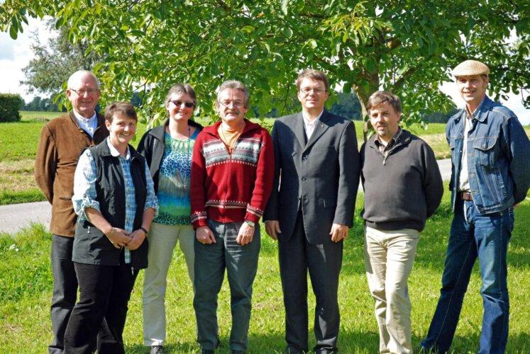 Team Grüner Gockel 2010