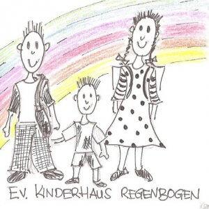 Kinderhaus Regenbogen Logo