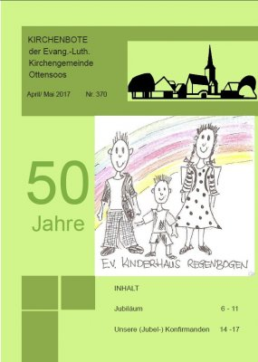 Kirchenbote April/Mai 2017