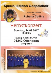 Roberta Collins Gospelchor