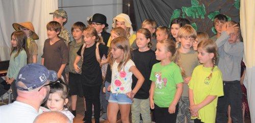 Musical im Kinderhaus Regenbogen
