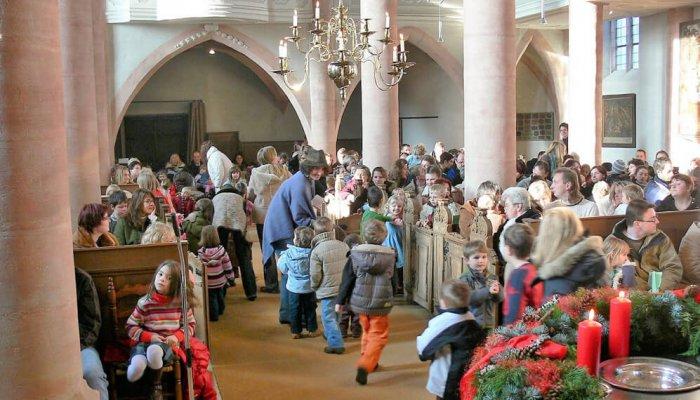 Weihnachtskukiki - aus der Gemeinde nicht mehr wegzudenken