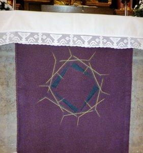 Liturgische Farben - Violett