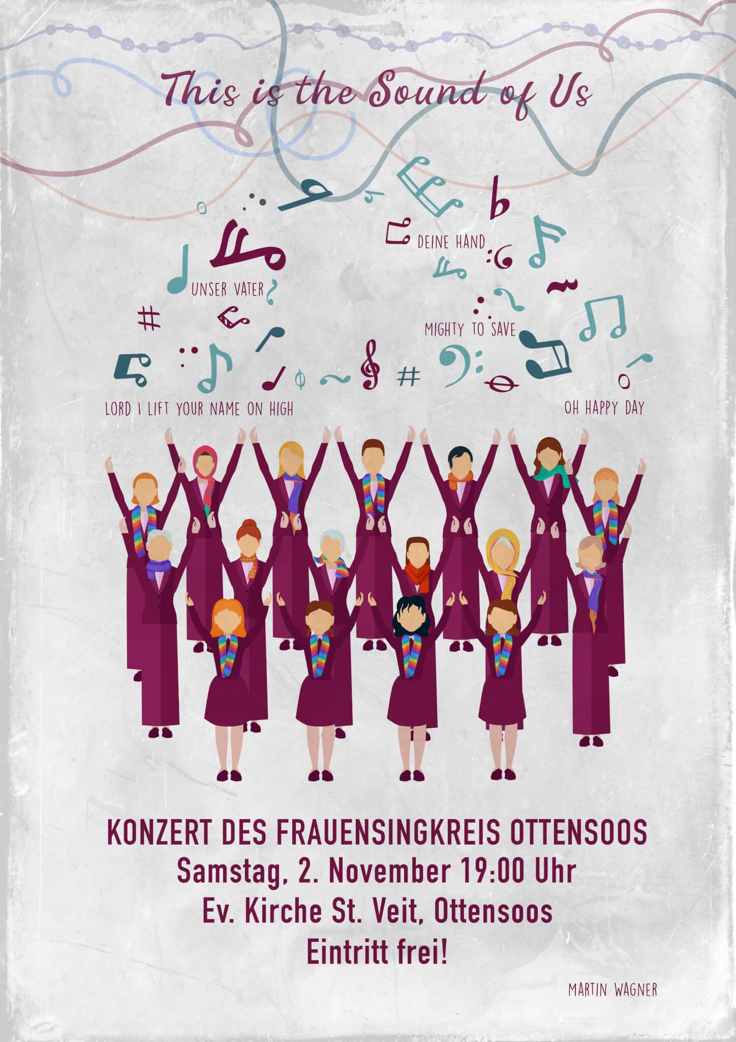 Konzert Frauensingkreis