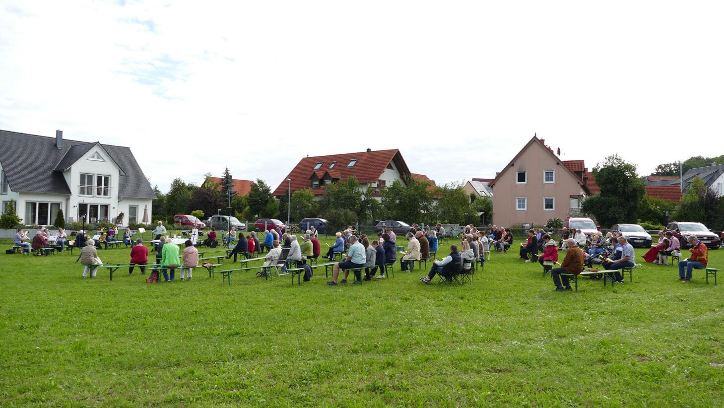 Gottesdienst Weigenhofen